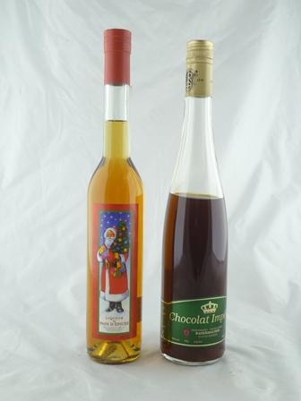 CHOCOLATE IMPERIAL Belgium Liqueur 25% vol.,