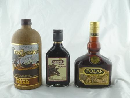 Mixed Unusual Foreign Liqueurs POLAR - Cranbe