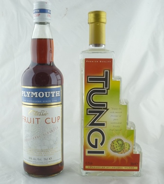 Apple, Cider Liqueurs and Fruit Cup PLYMOUTH