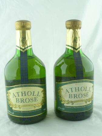 ATHOLL BROSE DUNKELD Gordon & MacPhail Scotch