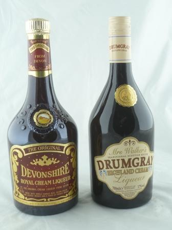 DEVONSHIRE ROYAL CREAM 17% 1 x 70cl bottle DR