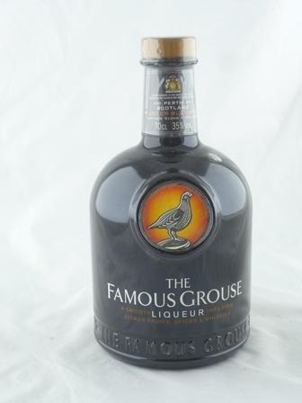 FAMOUS GROUSE Whisky Liqueur 35% vol., 1 x 70