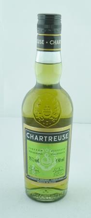 CHARTREUSE Liqueur 55% vol., 1 x 35cl bottle