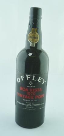 OFFLEY VINTAGE PORT 1970, 1 bottle