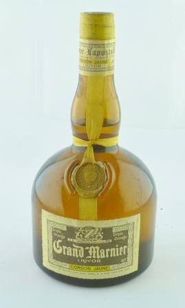 GRAND MARNIER, 40%, 1 bottle