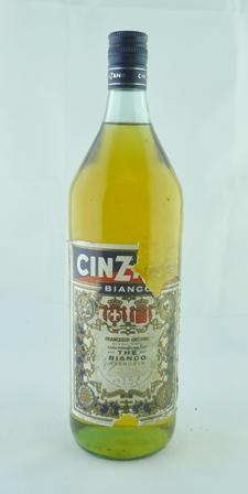 CINZANO BIANCO, 1 x magnum bottle