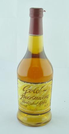 GOLD APPLE LIQUEUR, 25%, 1 x 50cl bottle