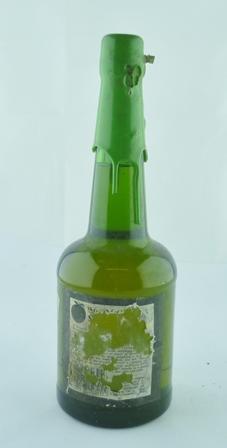 MRS. MACKINNEY APPLE WHISKY, 1970s bottling,