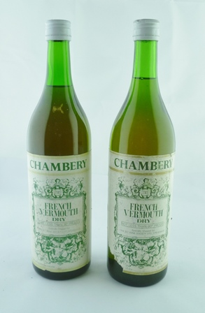CHAMBERY VERMOUTH DRY, 30 degrees proof, The