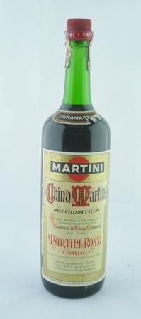 CHINA MARTINI - 31% (Rare bottling), 1 x litr