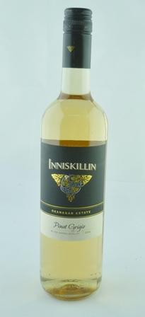 INNISKILLEN PINOT GRIGIO 2014, 1 bottle