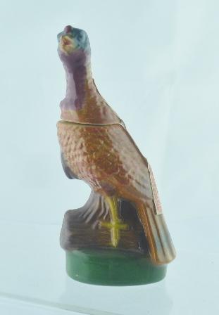 WILD TURKEY BOURBON, 1 x Miniature Novelty bo
