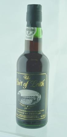 THE PORT OF LEITH CHURCHILLS PORT, 1 x 20cl b