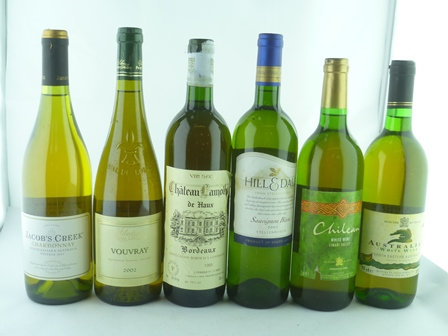 A MIXED LOT OF SIX BOTTLES comprising; Jacobs