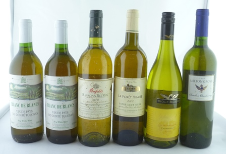 A MIXED LOT OF SIX BOTTLES comprising;  Milto