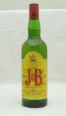 J & B JUSTERINI & BROOKS LTD.Rare Old Scotch