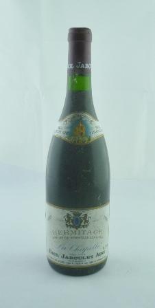HERMITAGE LA CHAPELLE 1989 Jaboulet, 1 bottle