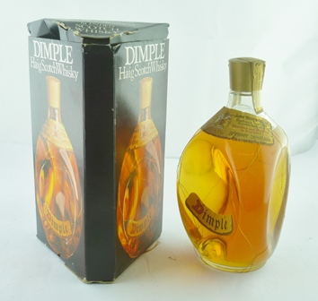 DIMPLE HAIG & CO.LTD. Old Blended Scotch Whis
