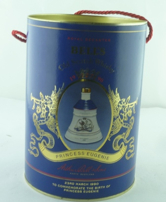 BELLS Old Scotch Whisky 1990 commemorating th