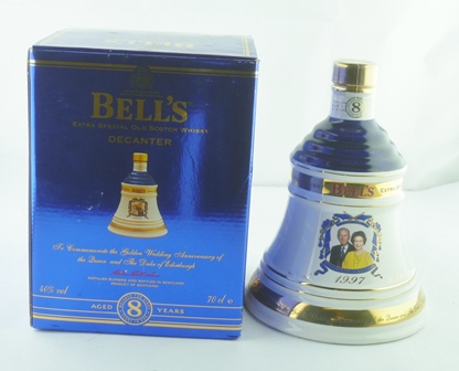 BELLS Old Scotch Whisky 1997 aged 8 years, co