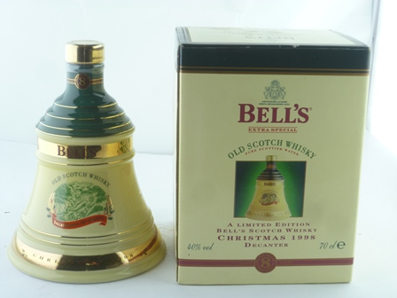 BELLS LIMITED EDITION Old Scotch Whisky aged