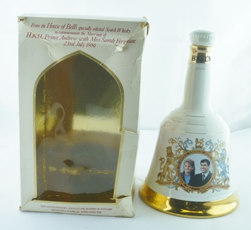 BELLS Old Scotch Whisky to commemorate the Ma