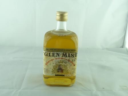 GLEN MIST Scotch Whisky Liqueur 35% vol., 1 x