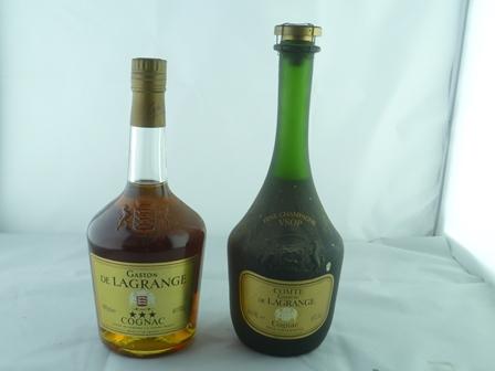GASTON DE LAGRANGE VSOP Fine Champagne Cognac