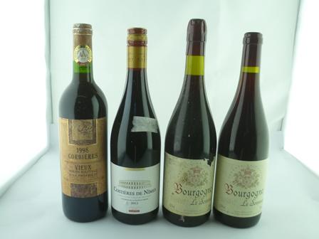 BOURGOGNE LE SONNEUR 2 x 75cl bottles COSTIER