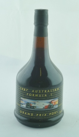 1987 AUSTRALIAN FORMULA 1 GRAND PRIX PORT, 1