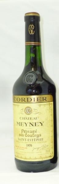 CHATEAU MEYNEY 1970 cru Bourgeois St-Estephe,