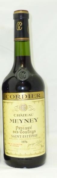 CHATEAU MEYNEY 1976 cru Bourgeois St-Estephe,