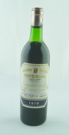 CVNE Imperial Gran Reserva 1970, 1 bottle