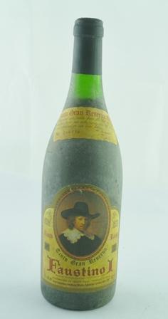 FAUSTINO I Rioja Gran Reserva 1964 (Wine Enth