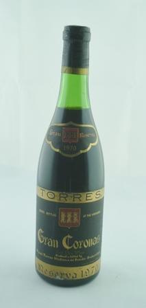 TORRES GRAN CORONAS BLACK LABEL GRAN RESERVA