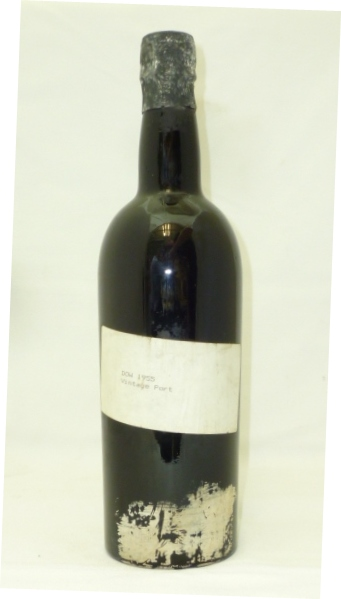 DOWS 1955 Vintage Port, 1 bottle