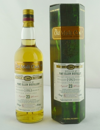 PORT ELLEN 1983 Single Malt Scotch Whisky, ag