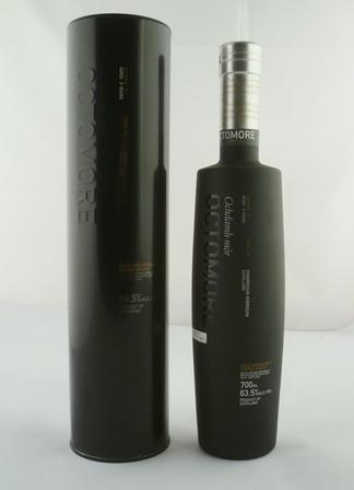 BRUICHLADDICH OCTOMORE Islay Single Malt Scot
