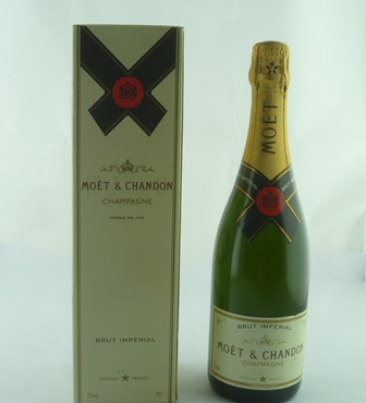 MOET ET CHANDON NV Brut Imperial Champagne, 1