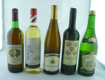 RASO DE LA CRUZ 2011, 1 bottle TUDOR MANOR, 1