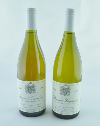 PERNAND-VERGELESSES 1999 Chartron Pere & Fils