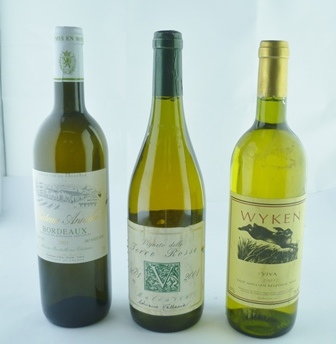 CHATEAU ANNICHE 2001 Bordeaux Blanc, 1 bottle