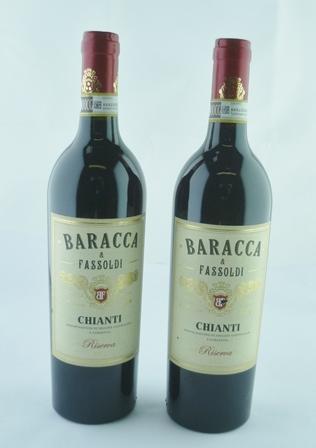 BARACCA & FASSOLDI CHIANTI RISERVA 2012, 2 bo