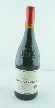 BARON DARIGNAC Depuis 1979, 6 bottles