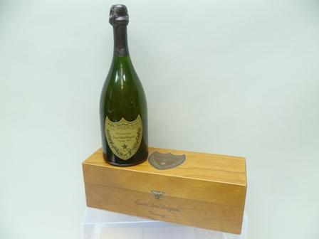 CUVEE DOM PERIGNON 1964 1 bottle in presentat