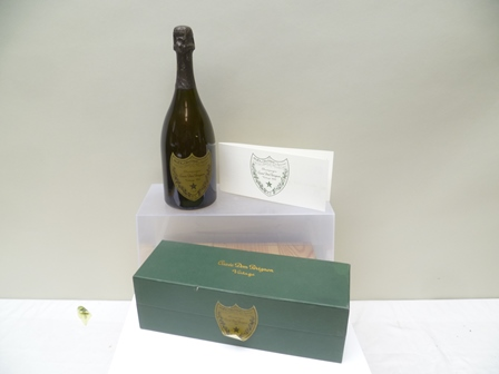 CUVEE DOM PERIGNON 1985 1 bottle in presentat