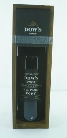 DOWS Quinta do Bomfin vintage port 2004, 1 bo