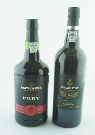 FLETCHERS OPORTO Fine Ruby Port, 1 bottle VIN