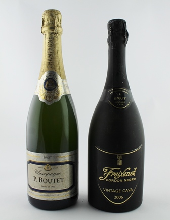 champagne p boutet