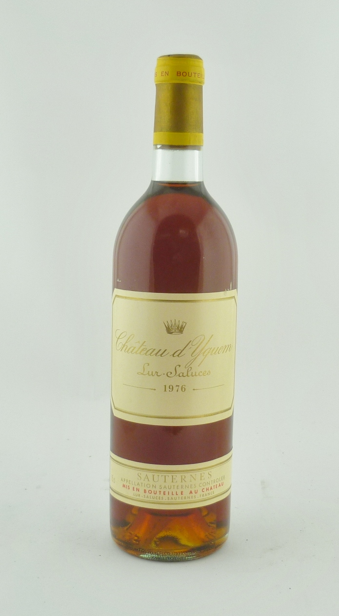CHATEAU DYQUEM 1976 1er Grand Cru Classe, 1 bottle